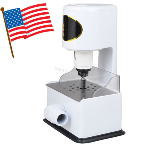 100W 4500rpm Dental Lab Grind Inner Laboratory Model Arch Trimmer Trimming CE