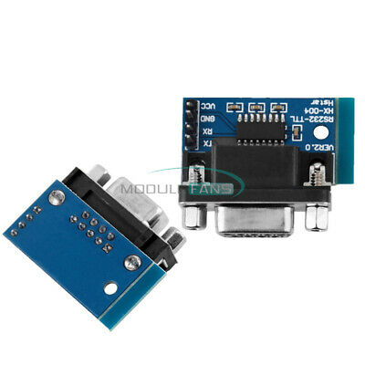 Max3232 Rs232 To Ttl Converter Module Com Serial Port Board Max232