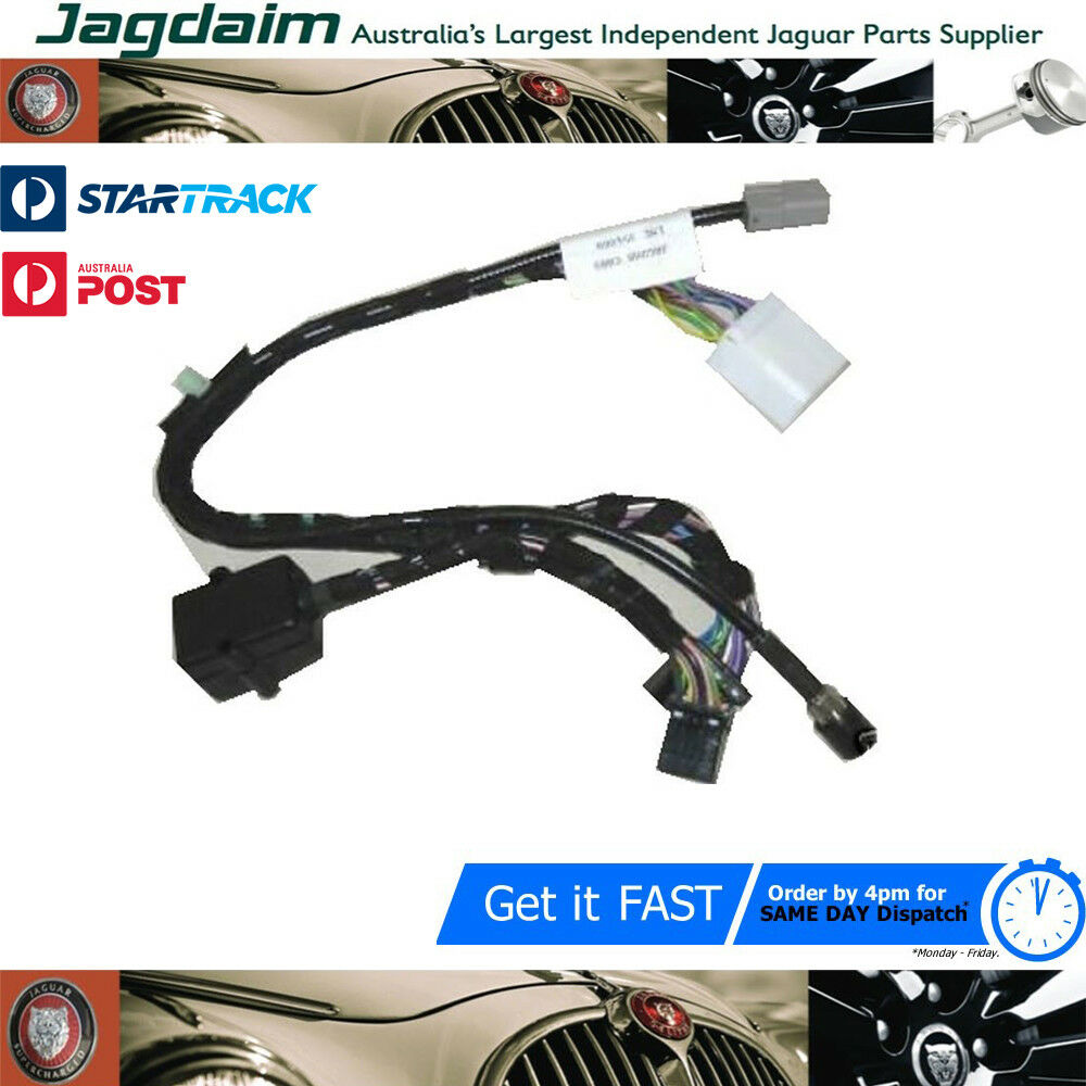 Details about New Jaguar XJ XJ8 XK8 In Car Telephone Phone Wiring Harness on