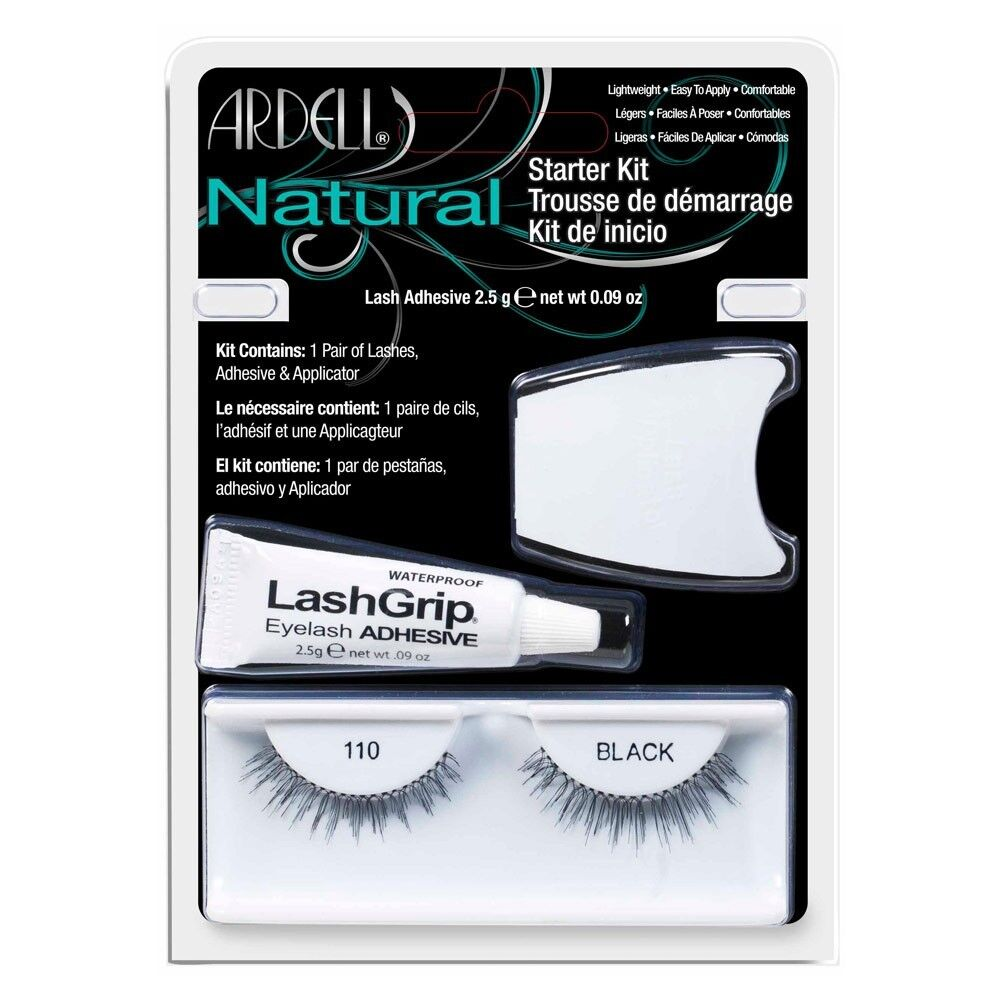 Ardell Fashion Lashes False Eyelashes - #110 Black