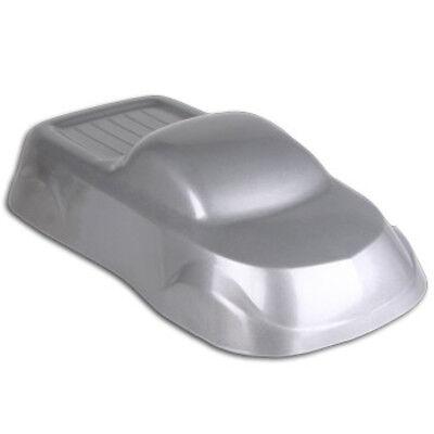 Powder Coating Paint Bonded Stardust Silver Sparkle 1lb .45kg