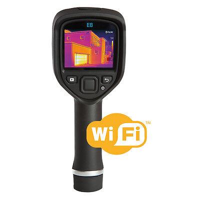 Flir E8 Thermal Imaging Camera With Wifi 76800 Pixels 320 X 240