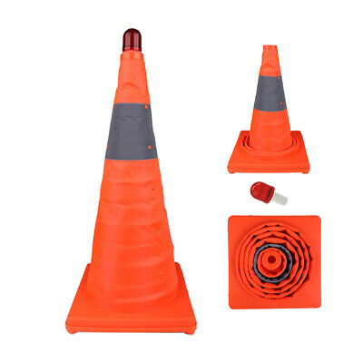 Foldable Safety Cone Multi-purpose Pop-up Reflective Traffic