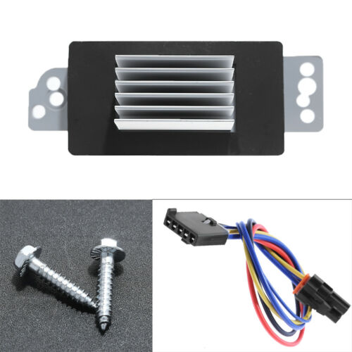 Details About Blower Motor Resistor Speed Control Module Kit 19329838 19260762 For CHEVROLET