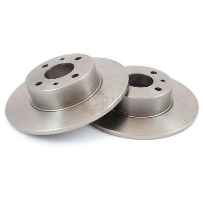 Brake Discs Front Ø10 11/16in for Lada Niva 2121 1700 I 4x4 2123 1.7 2120