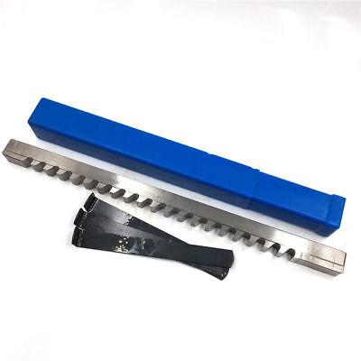 25mm F Push-type Keyway Broach Cutter Cutting Hss Metric Push Knife Cnc Machine