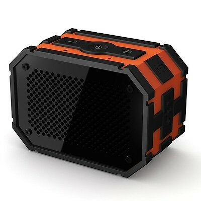 Mpow PC Speaker Portable Armor Bluetooth Speaker with Emergency Power Surpply US