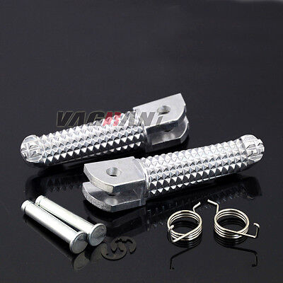 FRONT FOOT PEGS ADAPTERS FOR <em>YAMAHA</em> YZF R25R3 MT 25 MT 03 MT 09 MT 10