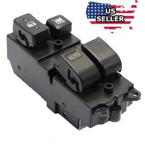Power Window Master Control Switch For Toyota Pickup T100 Tacoma MR2