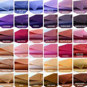 YOU CHOOSE Merino Wool Felt Fabric Blend 3 OR 6 Sheet Bundle Craft Sew, Create