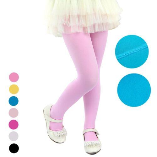 Cotton Children Pants Girls Kids Tights Pantyhose Stockings Ballet Socks