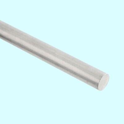 Solid Aluminum Round Rod 38 X 6 Ft Bar Stock Alloy 6061 Unpolished Finish