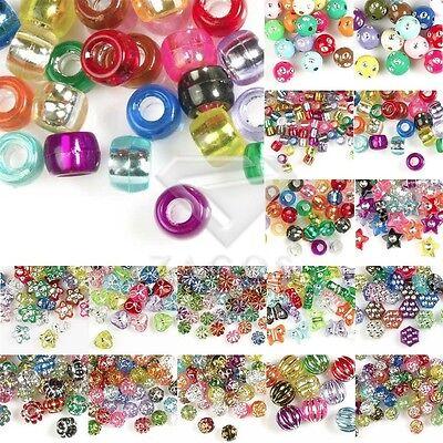 mischt Foil Perlen Armband Halskette Schmuckherstellung Neu (Perlen Halskette Großhandel)