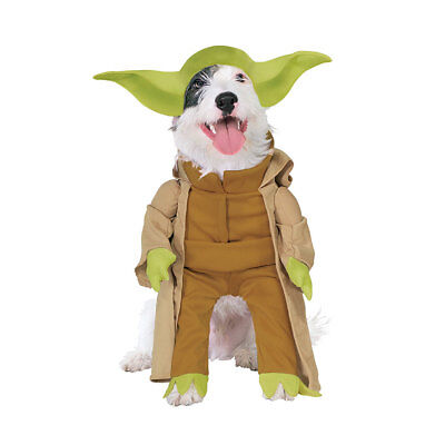 Classic Pet Yoda Dog Halloween - Dog Costumes Yoda