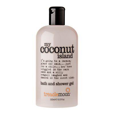 Coconut Bath (Treaclemoon my coconut island bath and shower gel 500 ml)