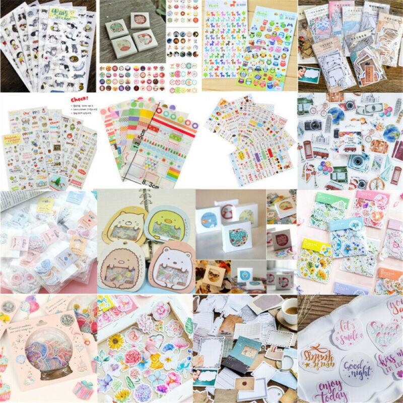 DIY Craft Calendar Scrapbook Album Diary Book Decor Planner