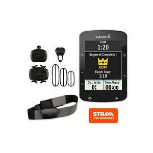 Garmin-Edge-520-GPS-Computer-Speed-Cadence-amp-Heart-Rate-Sensor-Bundle-Black
