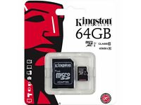Wholesale Micro Sd Cards, Class 10, good quality, SanDisk, Kingston, Transcend and Samsung