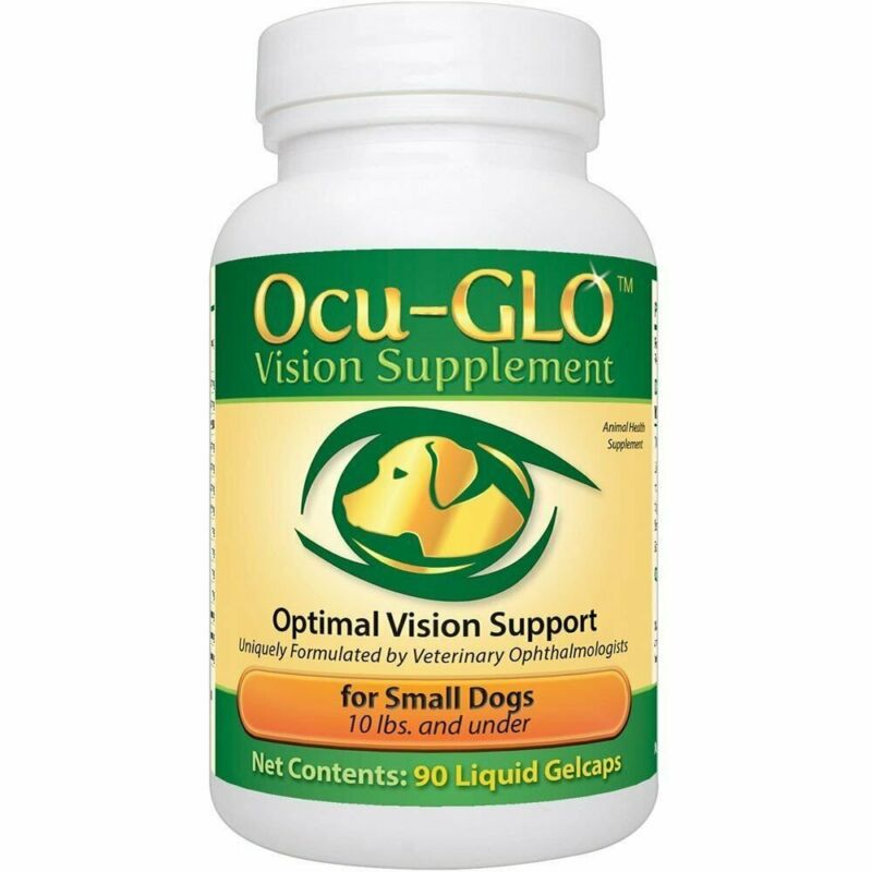 Ocu-GLO for SMALL Dogs (10lbs and under) (90ct)