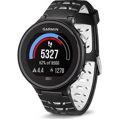 Garmin Forerunner 630 Gps Smartwatch   Black And White