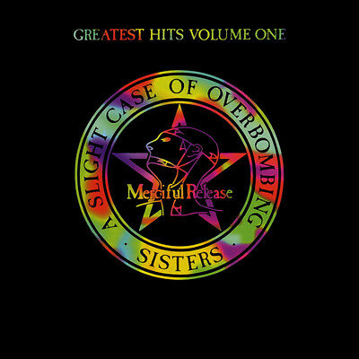 Sisters Of Mercy A SLIGHT CASE OF OVERBOMBING Best Of A-Sides UK SINGLES New