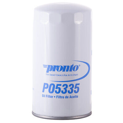 Engine Oil Filter-DIESEL, Turbo Pronto PO5335
