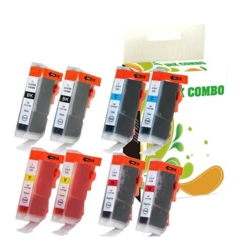 1 Yellow Ink Cartridge for BCI-6Y Canon iP3000 iP4000 iP4000R iP5000 iP6000
