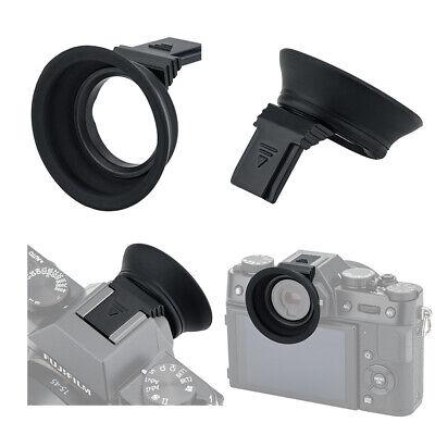 Eyecup Eyepiece Viewfinder installed via Hot Shoe for Fujifilm X-T30 X-T20 X-T10