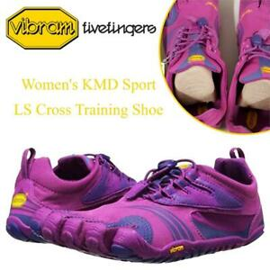 NEW Vibram Womens KMD Sport LS Cross Training Shoe Purple Condtion: New, Purple, 8.5 B(M) US