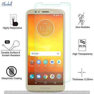 Tempered Glass Screen Protector For Motorola Moto E6 Plus