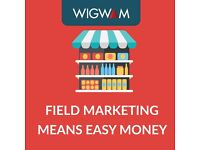 Field Marketing/ Mystery Shopping jobs available across West Yorkshire
