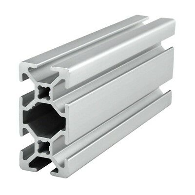 8020 Inc Metric 20mm X 40mm T-slot Aluminum 20 Series 20-2040 X 610mm N