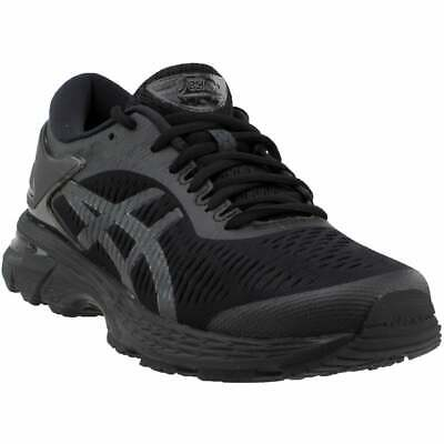 ASICS GEL-KAYANO 25  Casual Running Stability Shoes - Black - Womens