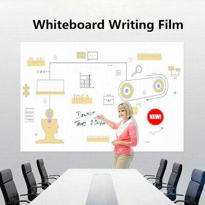 Whiteboard Film Office School Small Medium Large Whiteboard Dry Wipe Board