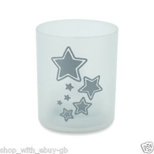 2-X-FLAMELESS-LED-TEALIGHT-CANDLE-STAR-HOLDERS-CHRISTMAS-BATTERY-FLICKERING