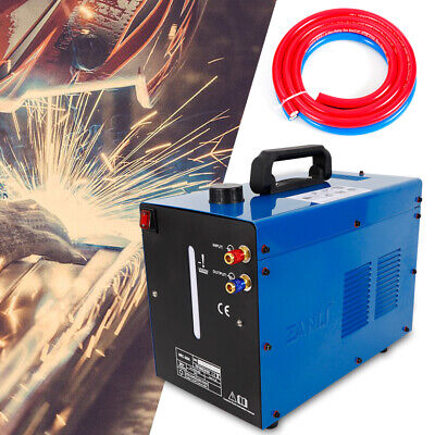 Wrc-300a110v 10l Tig Welder Torch Water Cooler Cooling Circulating System Blue