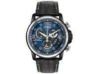 CITIZEN ECO DRIVE ATOMIC TIME KEEPING WATCH
