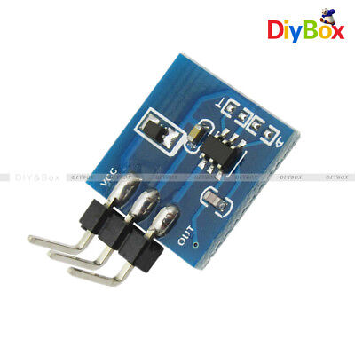 Ttp223 Switch Sensor Button Self-lock Capacitive Touch Module For Arduino