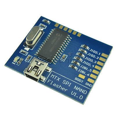 Matrix Nand Programmer Mtx Spi Nand Flasher V1.0 Fast Usb Spi Nand Programmer Wc