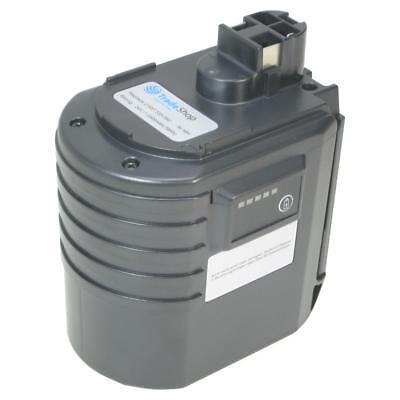 Ni-MH Akku 3300mAh 24V ersetzt Bosch 2607335082 2607335098 2607335192