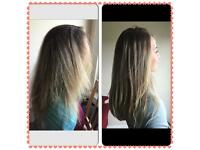BRAZILIAN KERATIN HAIR STRAIGHTENING TREATMENT