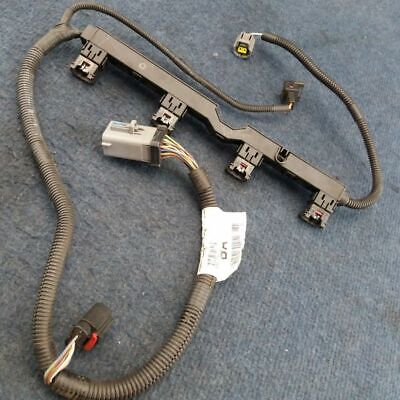 Ford Fiesta V ( Jh _, Jd _) 1.6 16V Cable Loom Front Cable Injectors 4S6T9H589