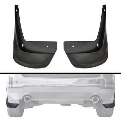 Universal Car Mud Flaps Splash Guards for Front or Rear (Hardware Included)