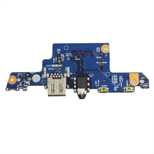 HP Pavilion X360 15-BR series 15-br077cl 15-br080wm Power Switch Button Board JI