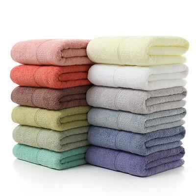 Large Luxury 100% Cotton Bath Towel Beach Towel Ultra Soft Ring Spun 28x55 Inch - Large Towel Ring