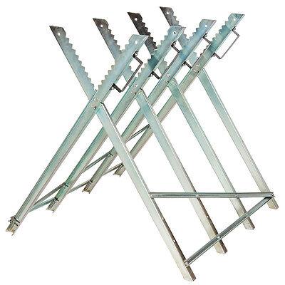 Caballete para sierra eléctrica Hendidora de madera Soporte serrar leña