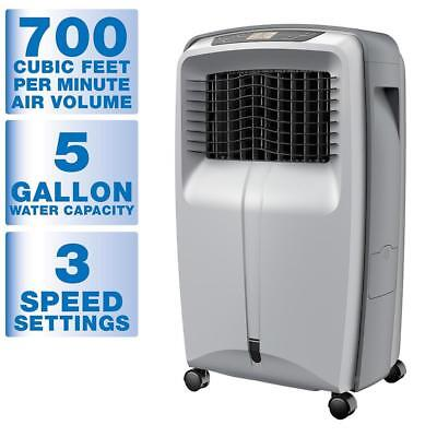 NEW!! Arctic Cove 700 CFM 3 Speed Portable Evaporative Cooler For 500 Sq. Ft.