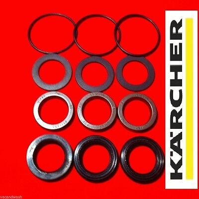Karcher Hd Hds Pressure Washer Pump Seals Kit 555 655 790 890 855 600 797