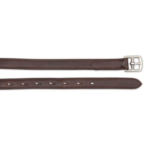 Shires Blenheim non stretch Stirrup Leathers