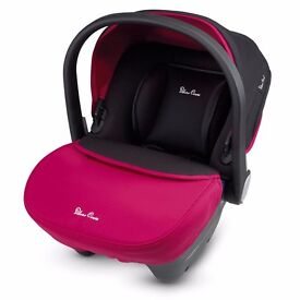 NEW Silver cross car seat